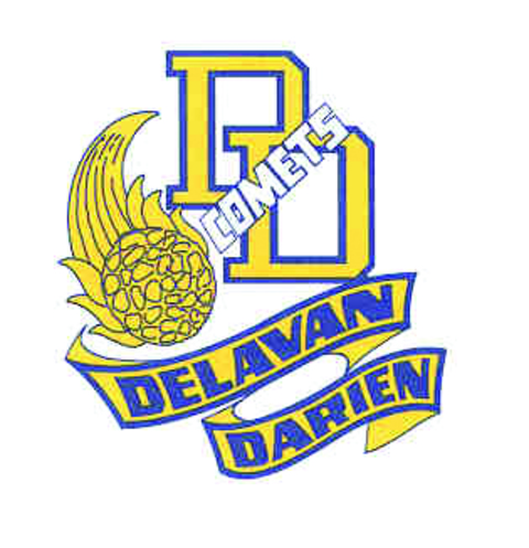 Delavan-Darien High School mascot