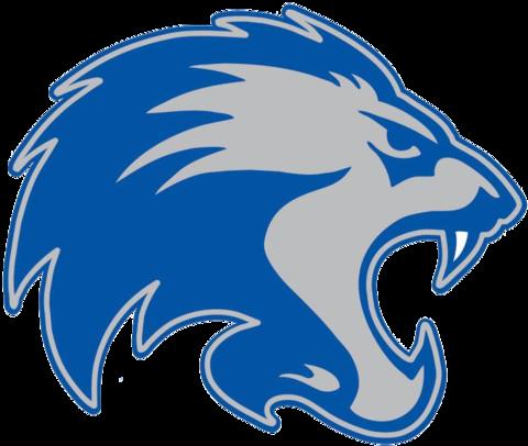 Columbus Lions mascot