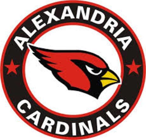 Alexandria High School mascot