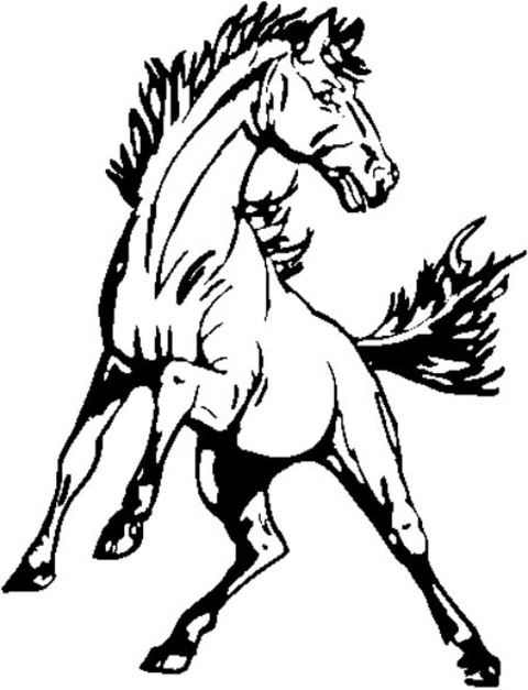 Warren-Alvarado-Oslo High School mascot