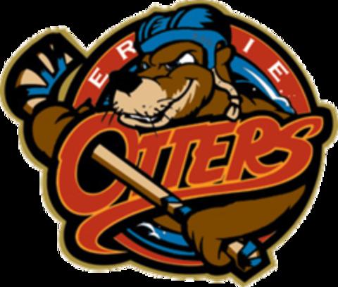 Erie Otters mascot