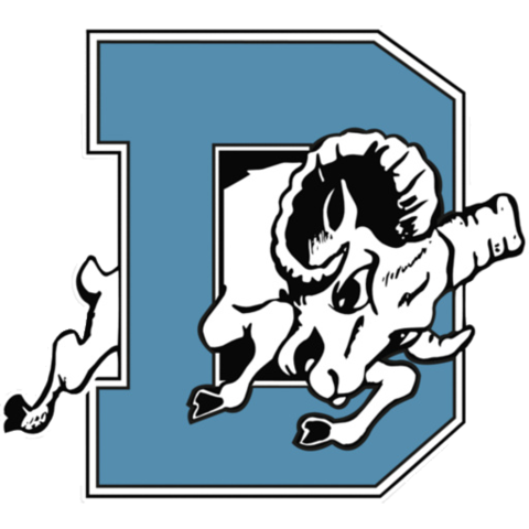 Dickinson High School mascot