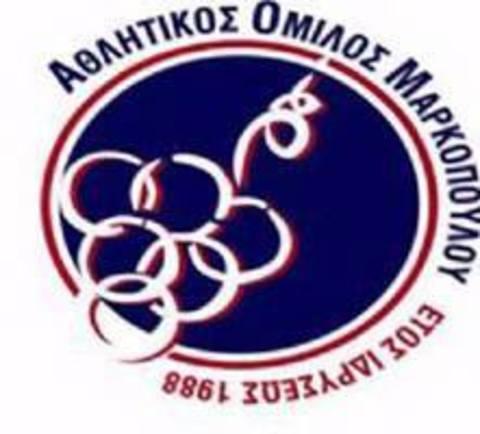 AO ΜΑΡΚΟΠΟΥΛΟ mascot