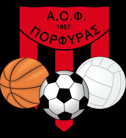 ΑΟΦ ΠΟΡΦΥΡΑΣ mascot