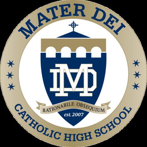 Mater Dei Catholic High School mascot