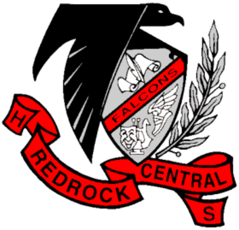 Red Rock Central High School mascot