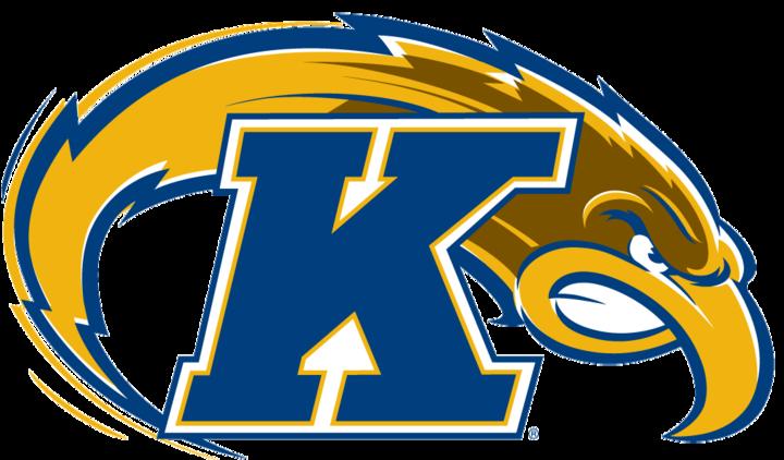 Kent State University mascot