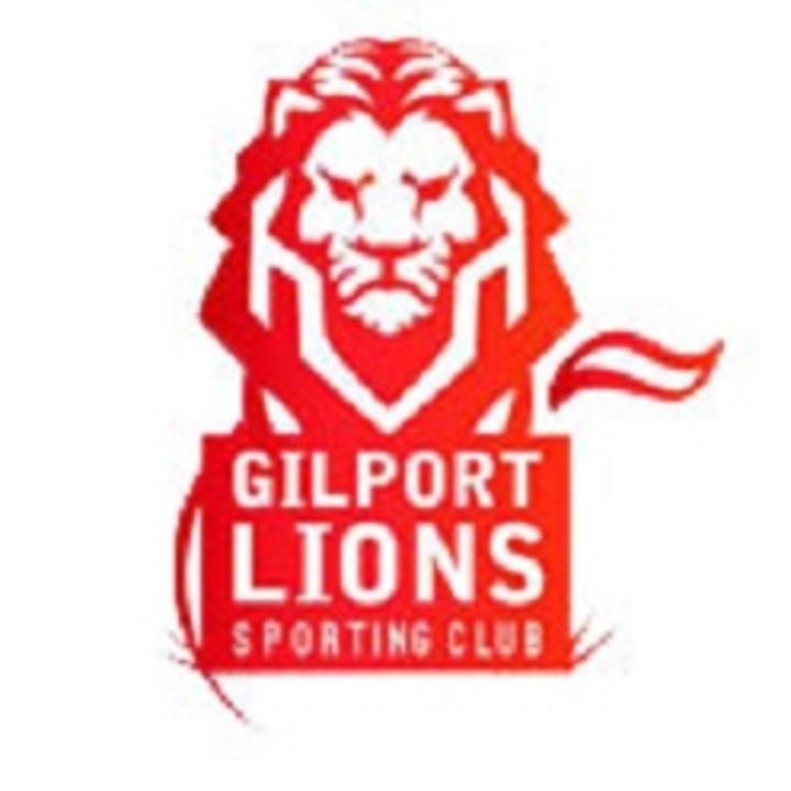 Gilport Lions mascot