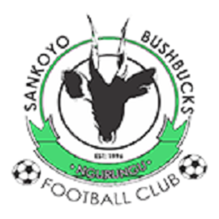 Sankoyo Bush Bucks mascot