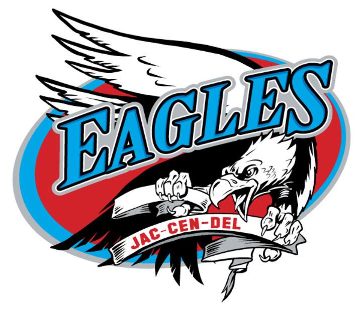 Jac-Cen-Del High School mascot