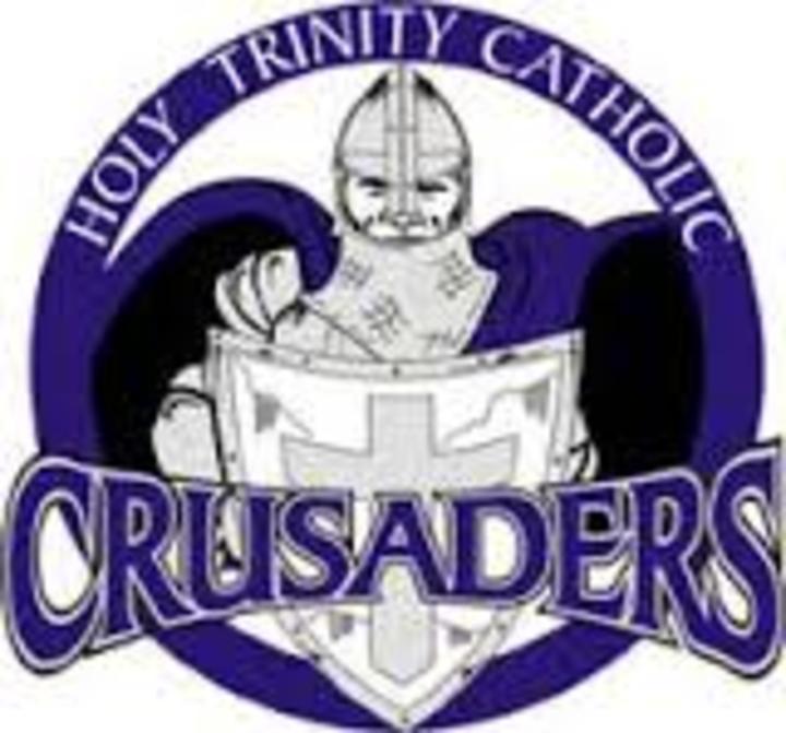 Holy Trinity Catholic mascot