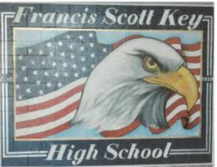 Francis Scott Key High School mascot