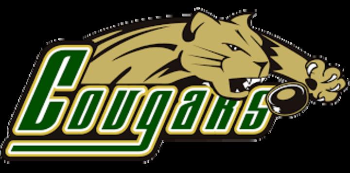 Cobourg Cougars mascot