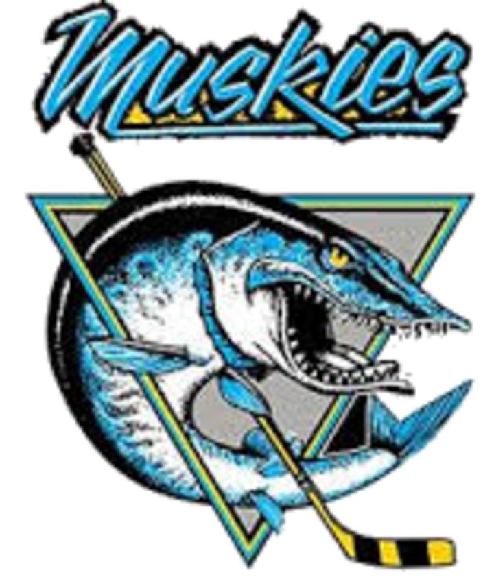 Lindsay Muskies mascot
