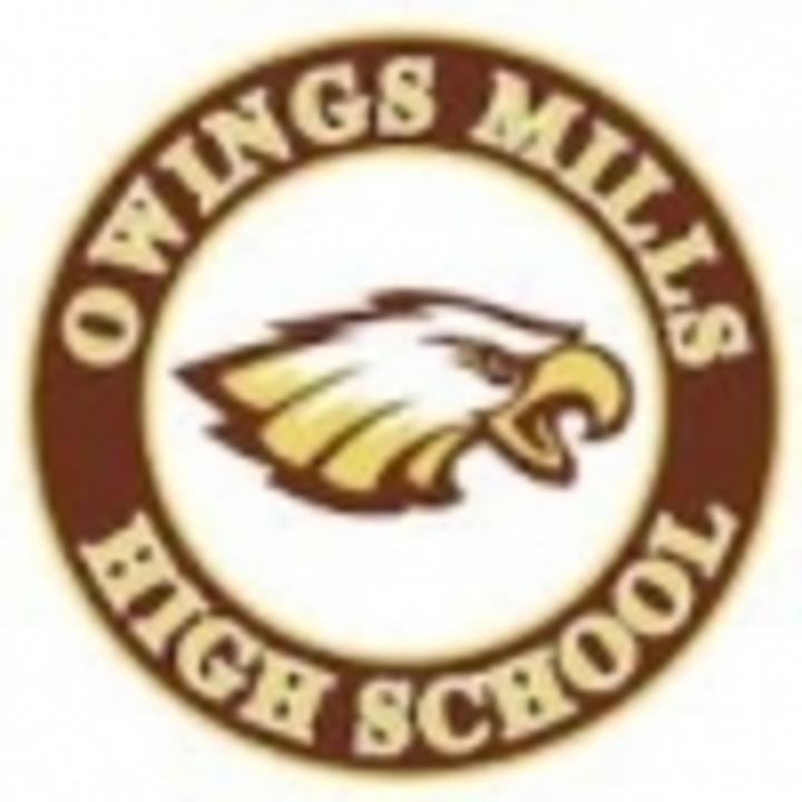 Owings Mills High School mascot