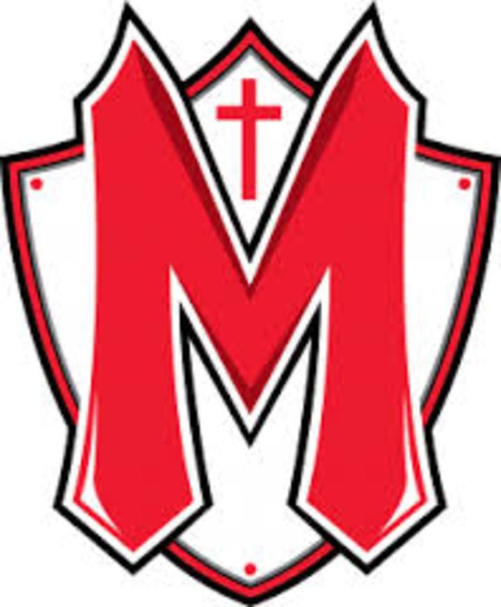Marquette Catholic High School mascot