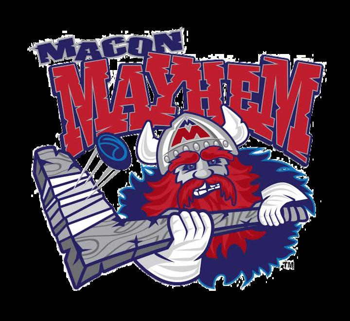 Macon mascot