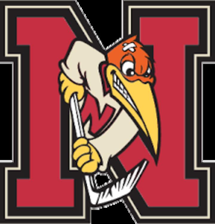 Newmarket Hurricanes mascot