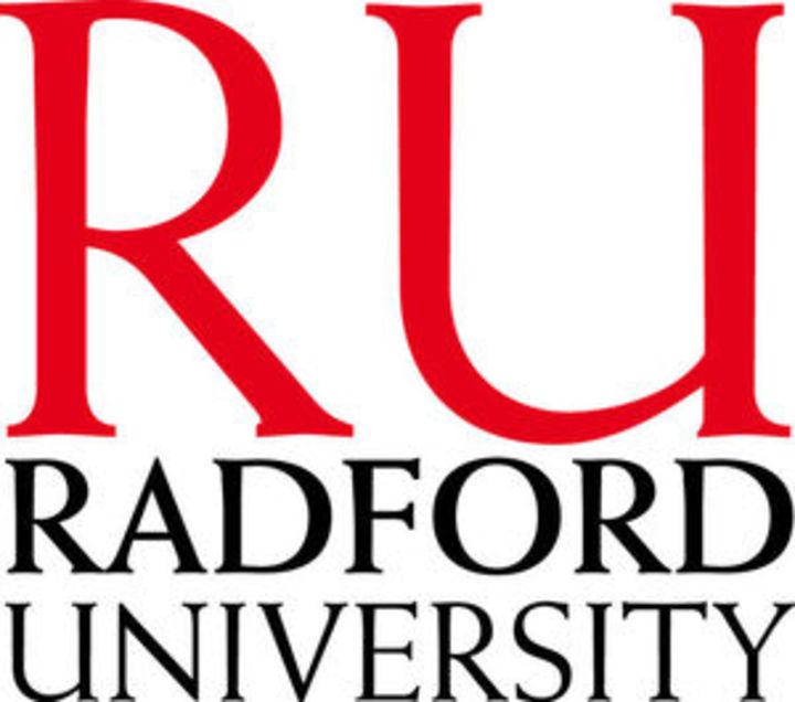 Radford University mascot