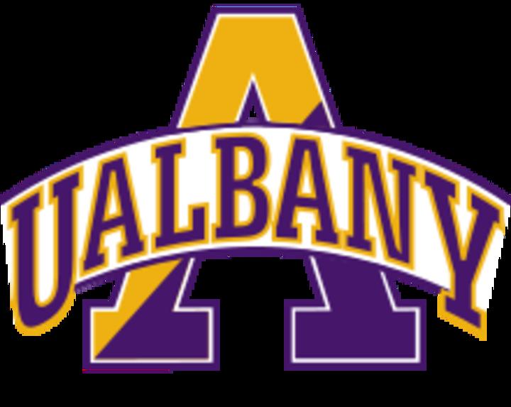 University at Albany mascot