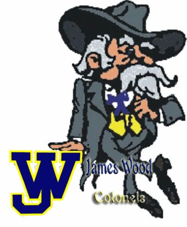 James Wood High School mascot