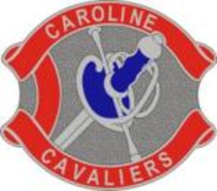 Caroline High School mascot