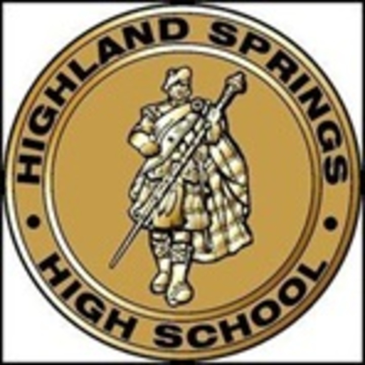 Highland Springs High School mascot