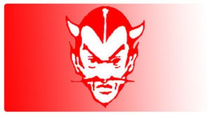 Rustburg High School mascot