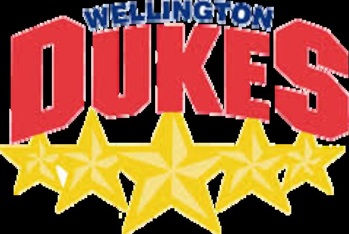 Wellington Dukes mascot