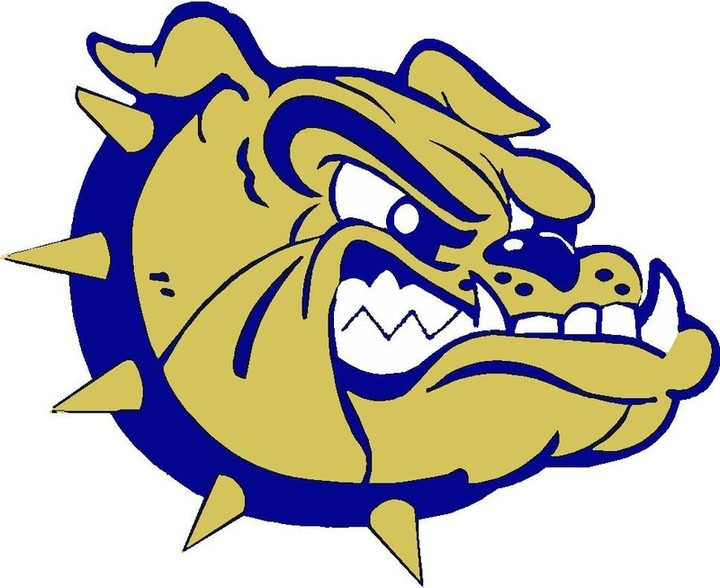 C.D. Hylton High School mascot