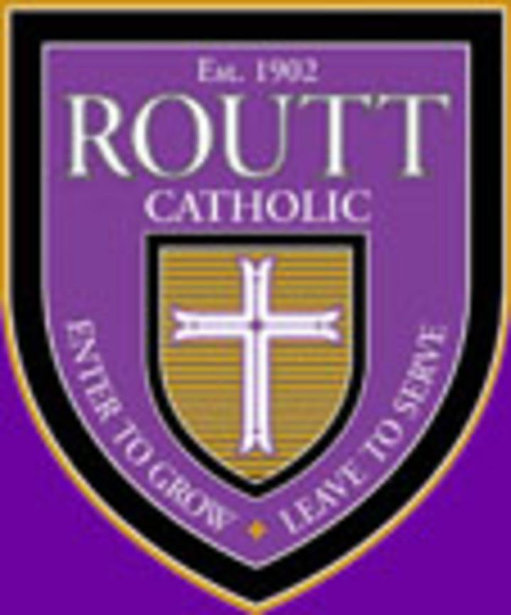Routt Catholic High School mascot