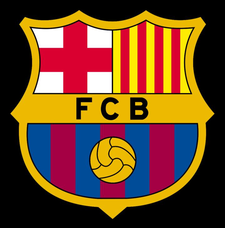 FC Barcelona mascot