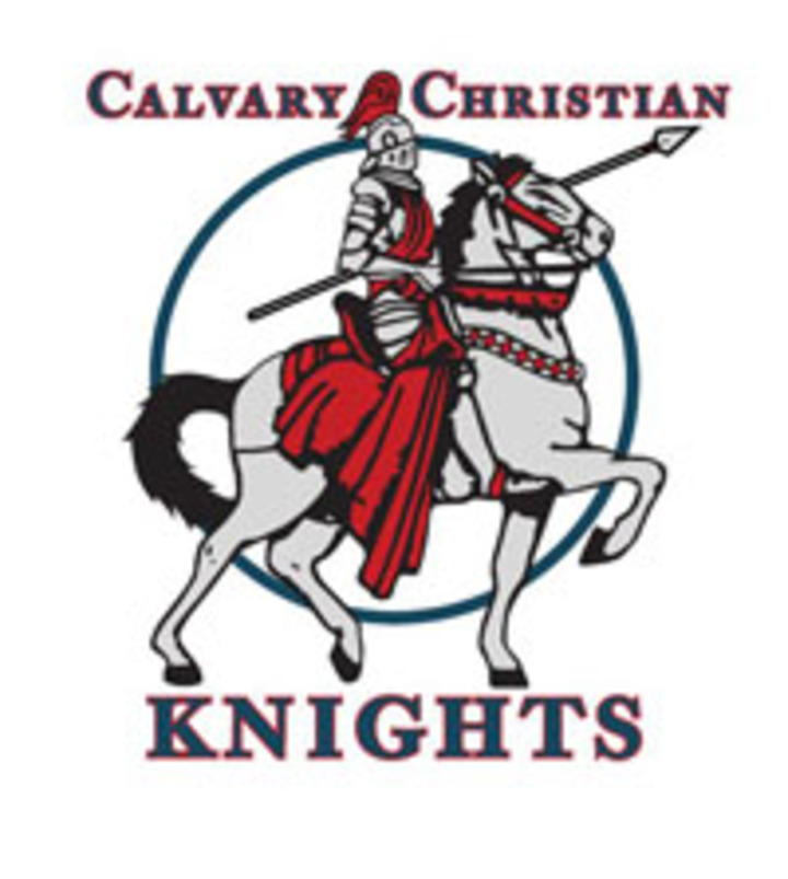 Calvary Christian Academy mascot