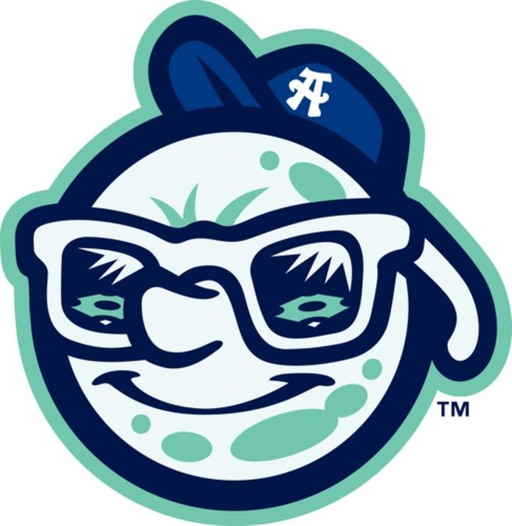 Asheville mascot