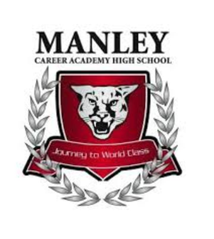 Manley Career Academy High School mascot