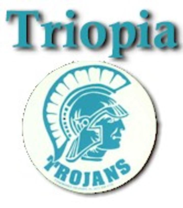 Triopia High School mascot