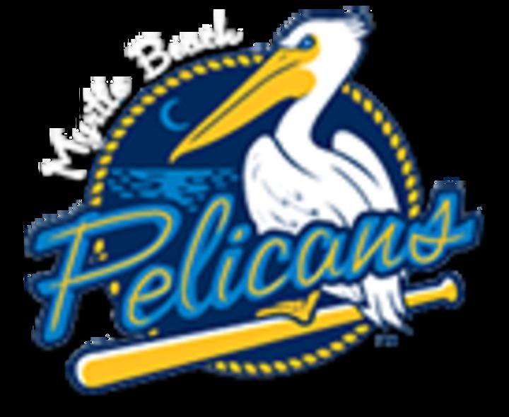 Myrtle Beach mascot
