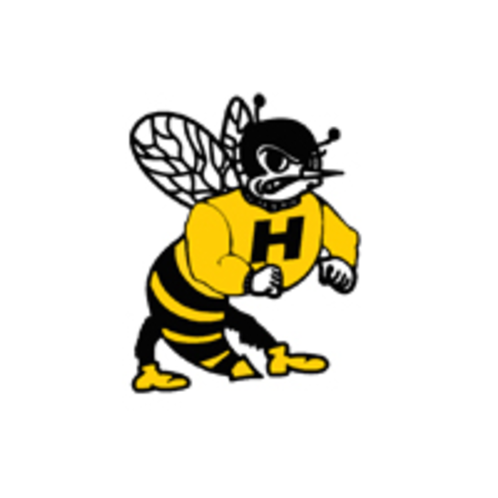 Harvard High School mascot