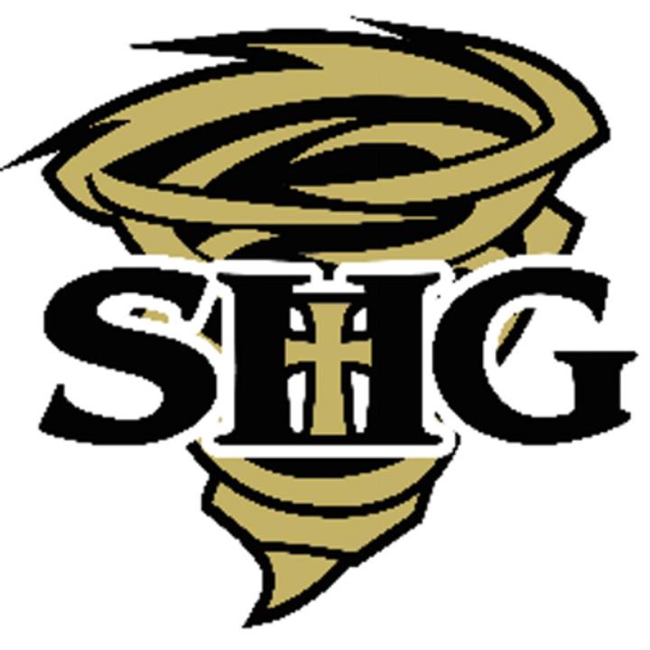 Sacred Heart-Griffin High School mascot