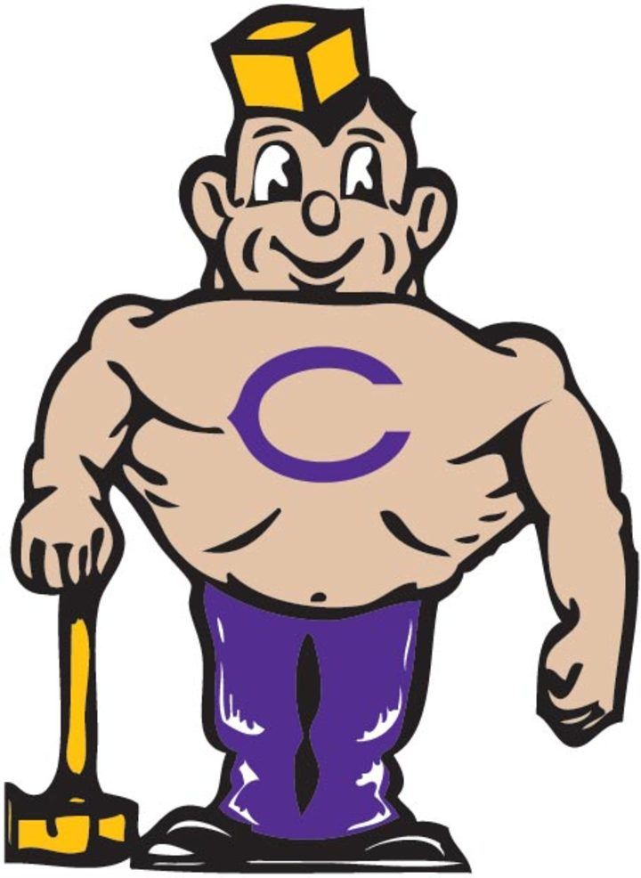 Canton High School mascot