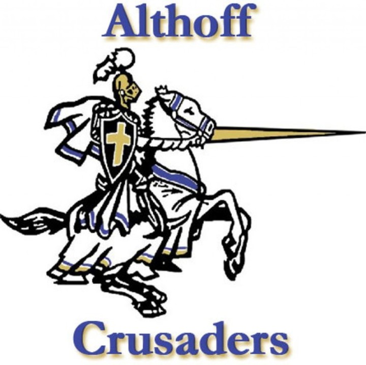 Althoff Catholic High School mascot