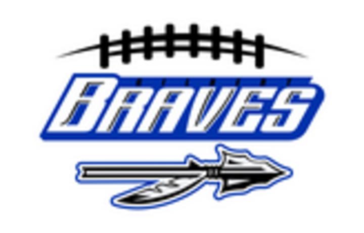 Braves 14U mascot