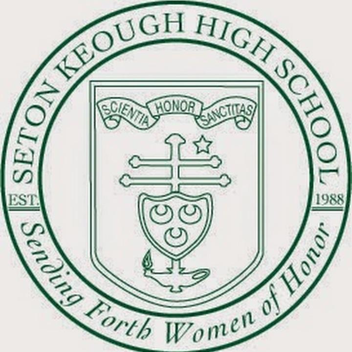 The Seton Keough High School mascot