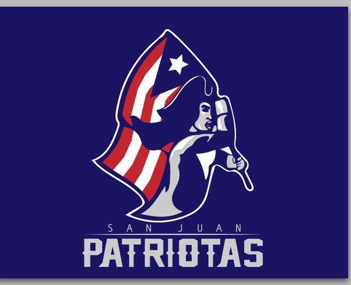 Patriotas mascot