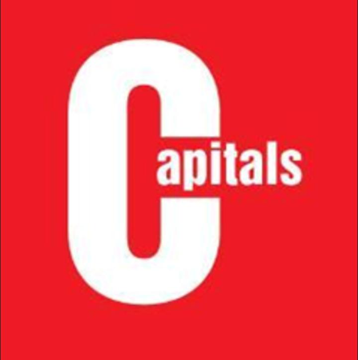 Capitals mascot