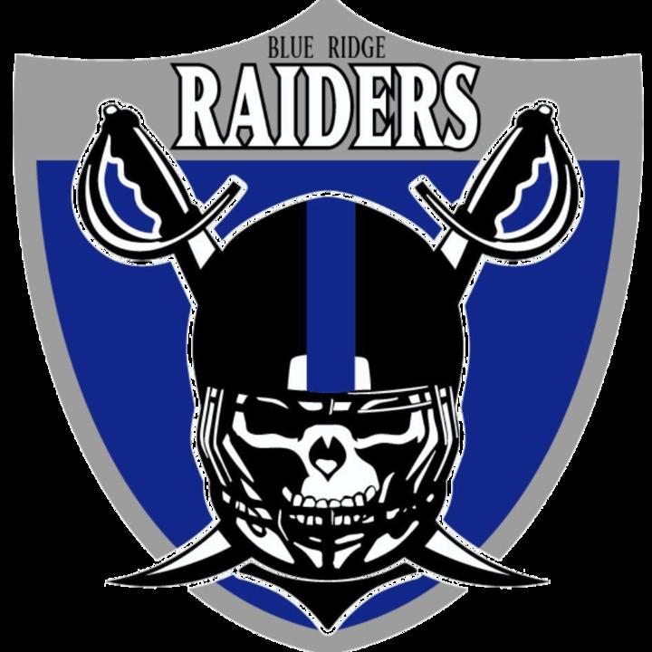 Blue Ridge mascot