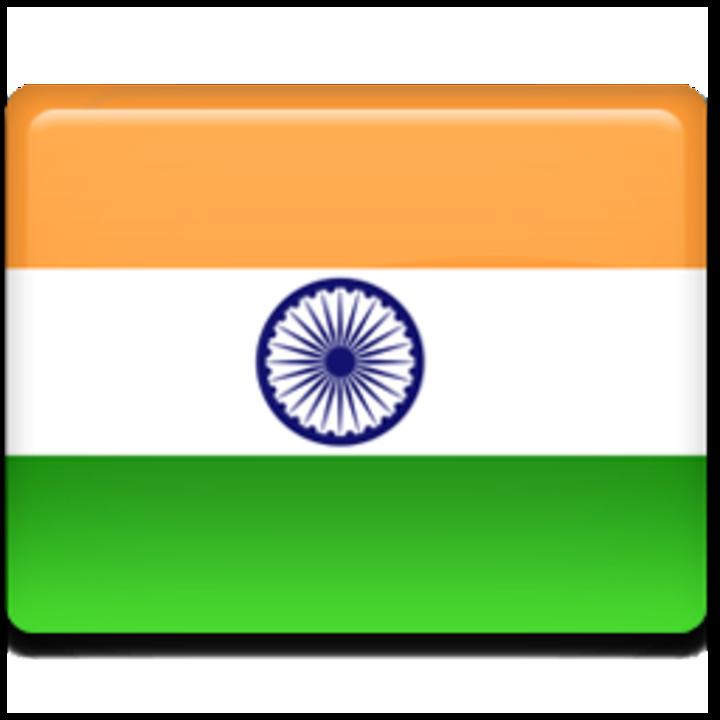 India - American Football Team mascot