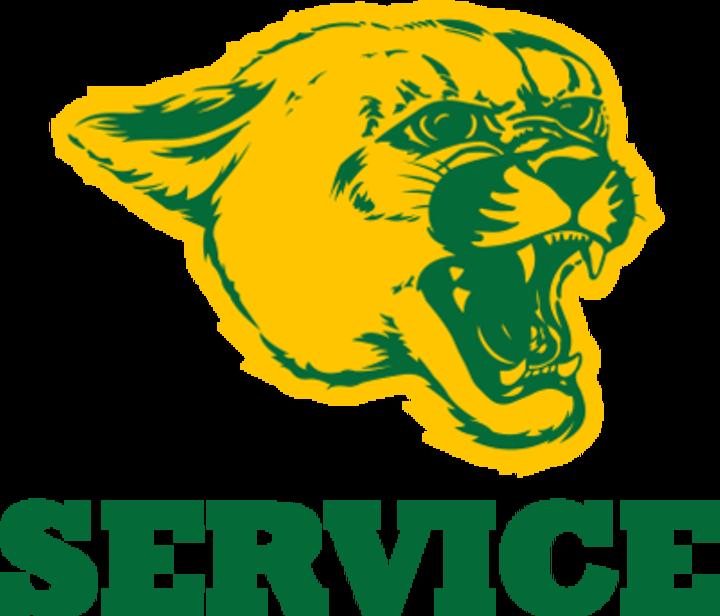 Service High School mascot