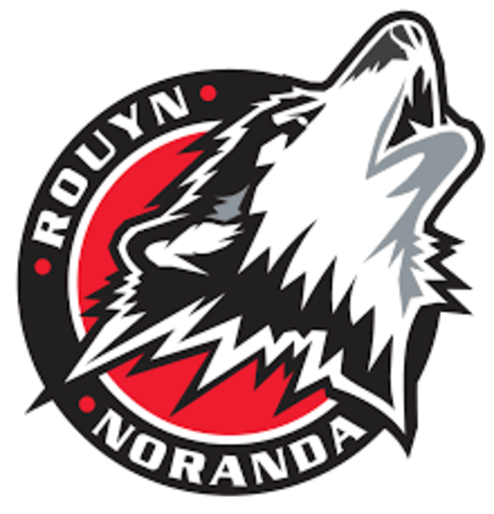 Rouyn-Noranda Huskies mascot