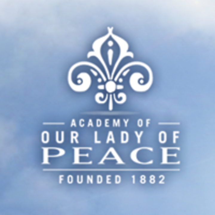 Academy of Our Lady of Peace mascot